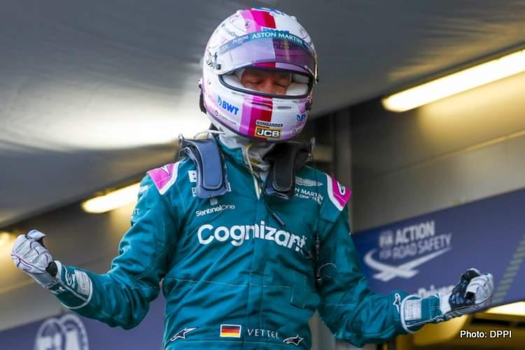 Vettetl reborn at the 2021 Azerbaijan Grand Prix says Ross Brawn