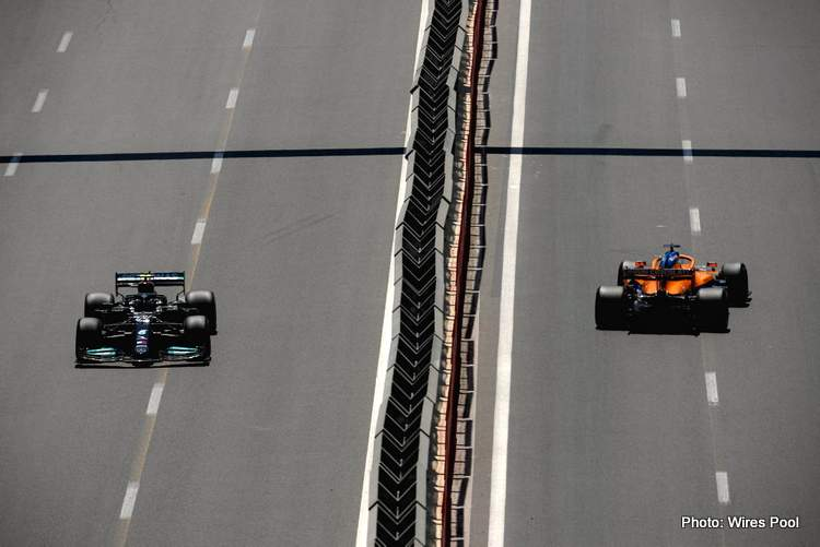 data crunch baku azerbaijan grand prix