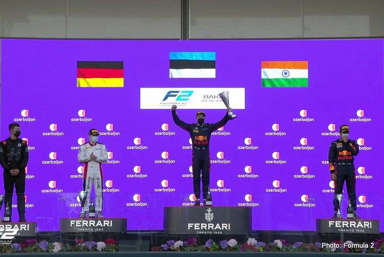 Formula 2 Baku
