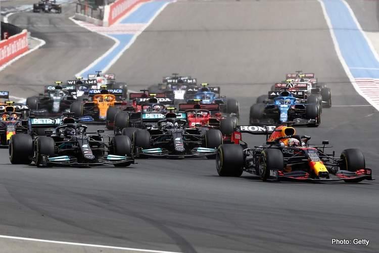 french grand prix start