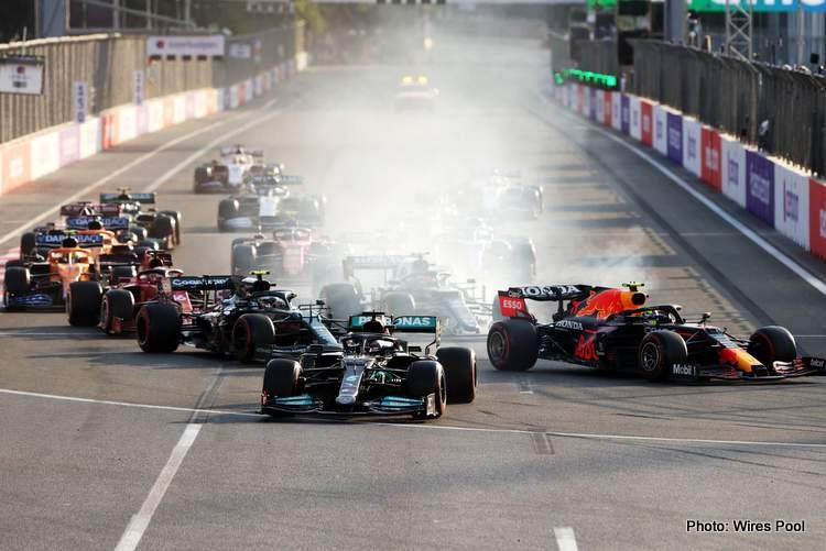 hamilton loses azerbaijan grand prix