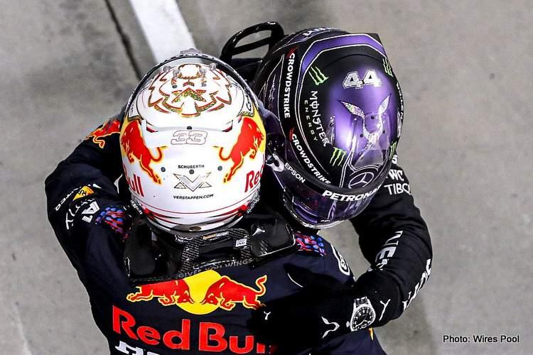 hamilton verstappen betting who will win F1 syas irvine