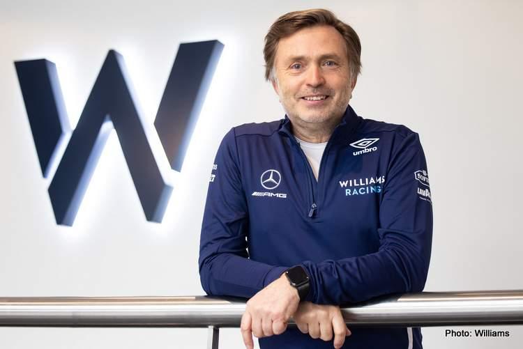 Jost Capito (GER) Williams Racing F1 Chief Executive