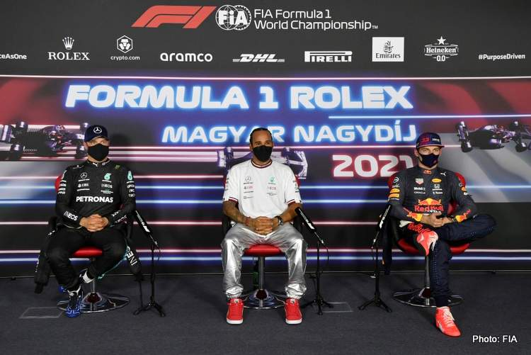2021 hungarian grand prix qualifying press conference