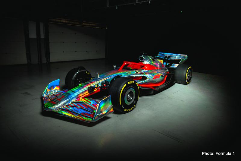 2022 F1 Car-5 verstappen