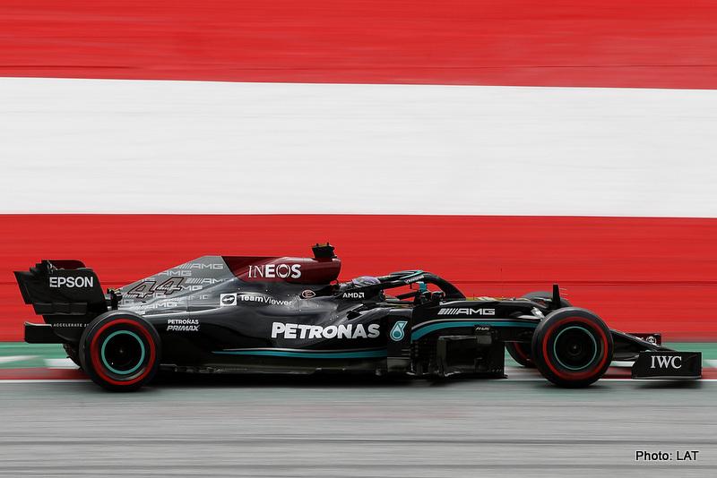 2021 Austrian Grand Prix, Friday - LAT Images