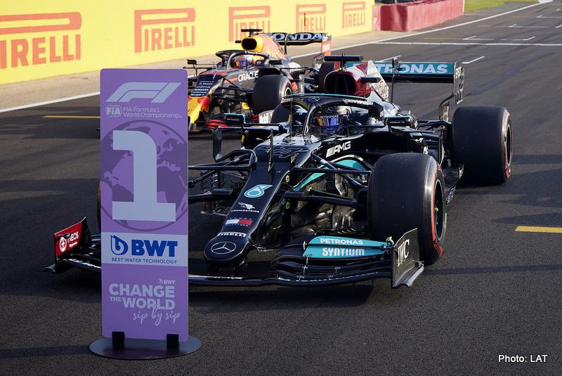 2021 British Grand Prix, Friday - Steve Etherington hamilton