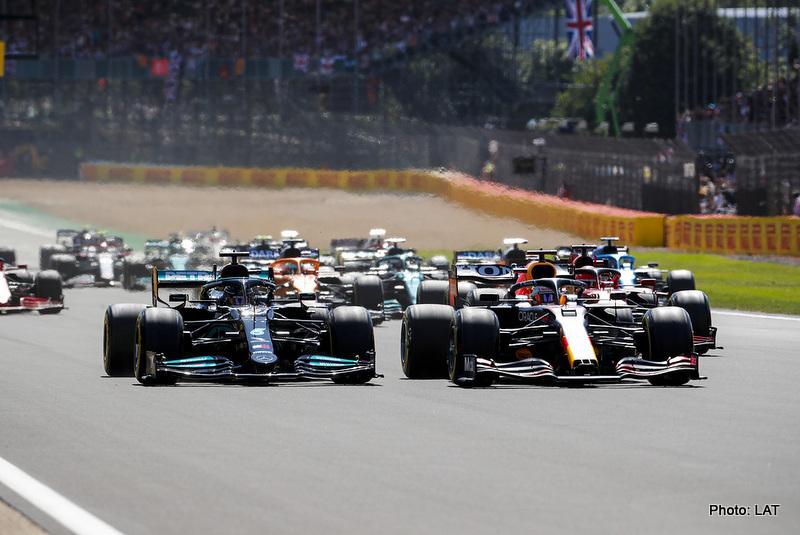 2021 British Grand Prix, Sunday - LAT Images Alonso