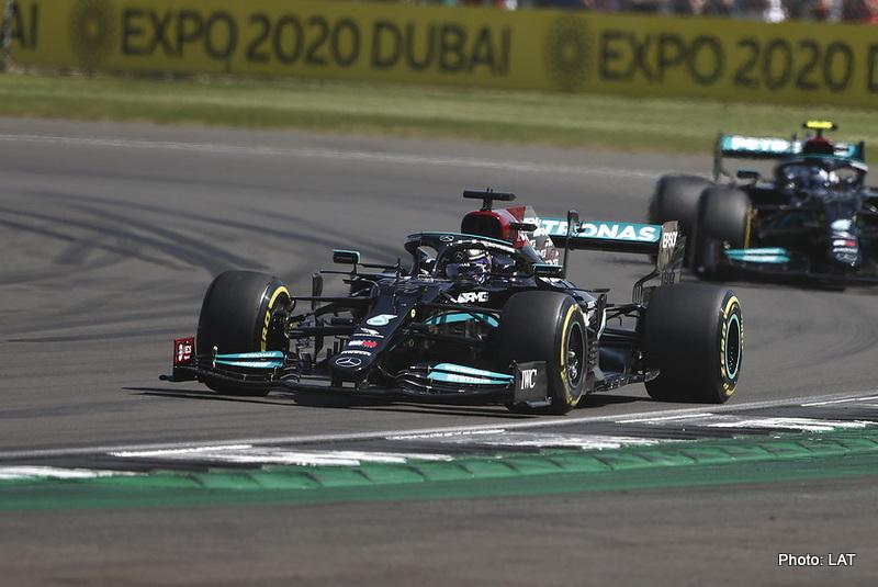 2021 British Grand Prix, Sunday - LAT Images Hamilton