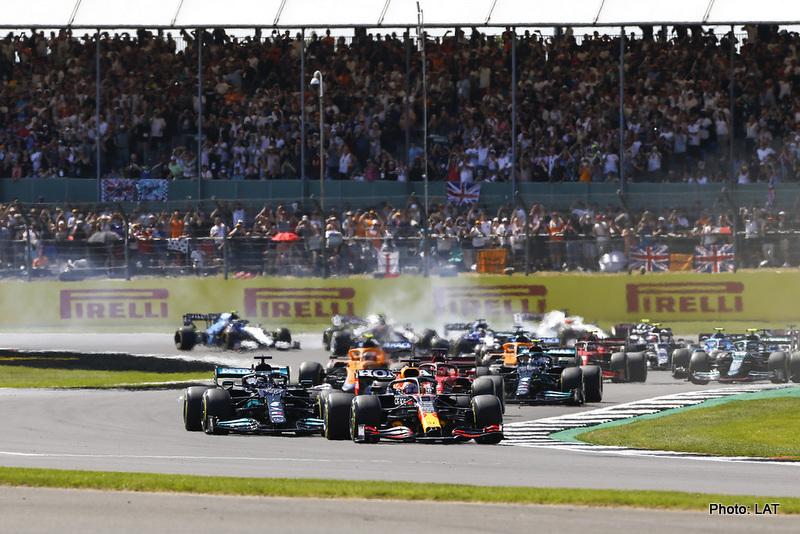 2021 British Grand Prix, Sunday - Jiri Krenek Hakkinen