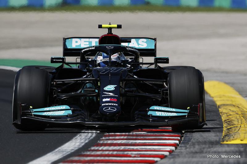 2021 Hungarian Grand Prix, Friday - LAT Images bottas