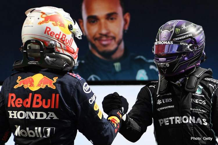 button predicts fistocuffs between Hamilton and Verstappen in Hungary