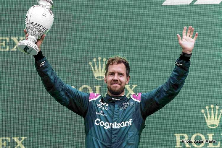 Vettel-Hungary-2021-podium