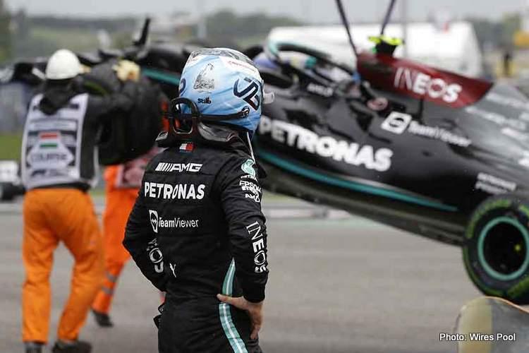 bottas after hungarian grand prix crash