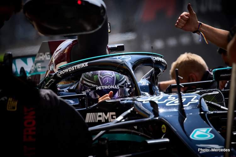 lewis hamilton mercedes Formula 1 hungarian grand prix qualifying