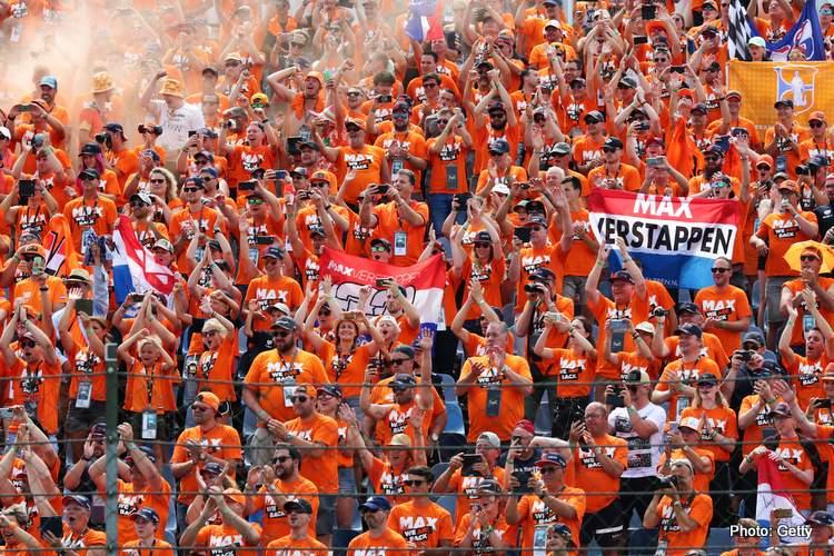 Orange Army Verstappen