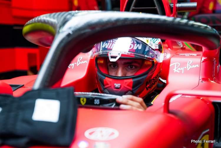 GP RUSSIA F1/2021 - DOMENICA 26/09/2021 credit: @Scuderia Ferrari Press Office sochi