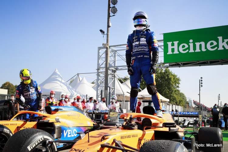 hamilton verstappen crash 2021 Italian Grand Prix Monza collide collision accident