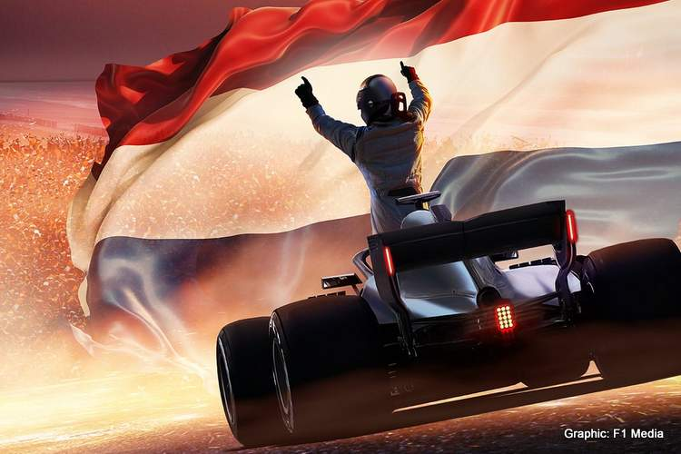 dutch grand prix F1 zandvoort