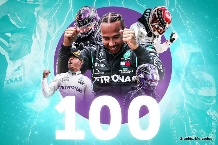 hamilton 100 wins f1 2021 sochi Brawn report
