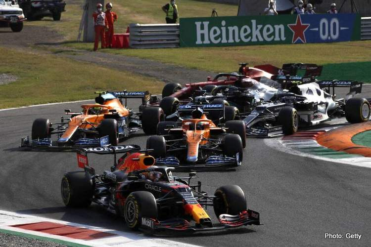 italian grand prix spritn race not a great idea says wolff
