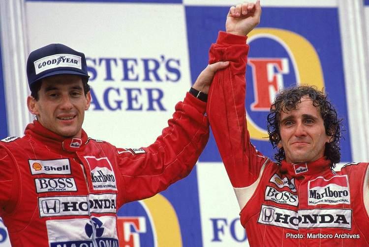 prost F1 drivers
