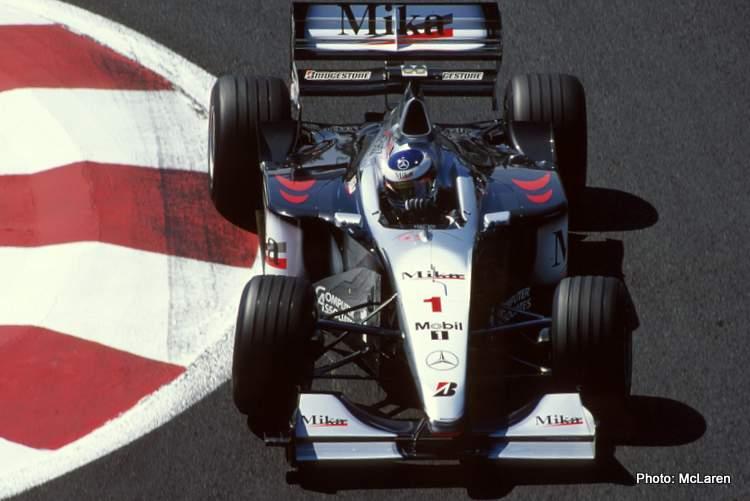 McLaren Hakkinen