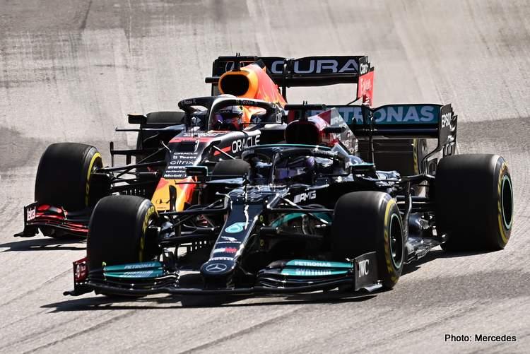Hamilton verstappen wolff Mercedes