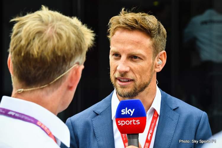 Jenson Button comenta sobre la carrera de Lewis Hamilton en Turquía 2021