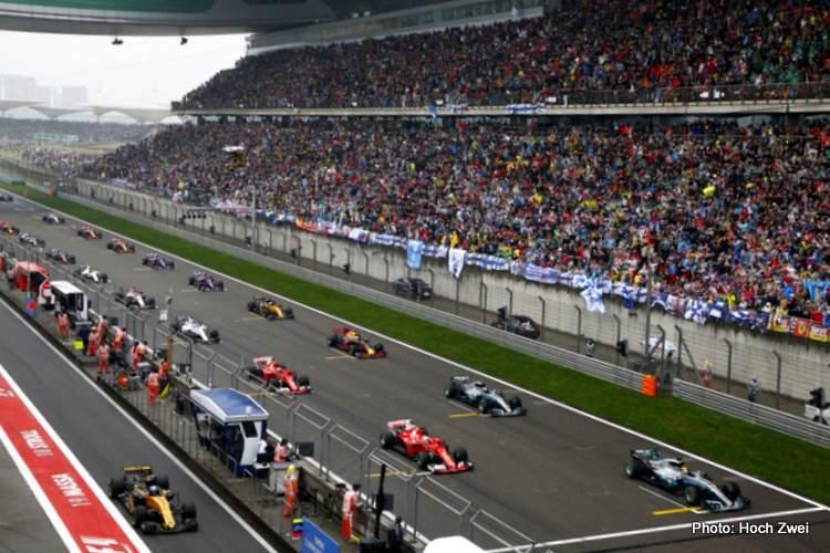 Chinese Grand Prix F1 formula 1