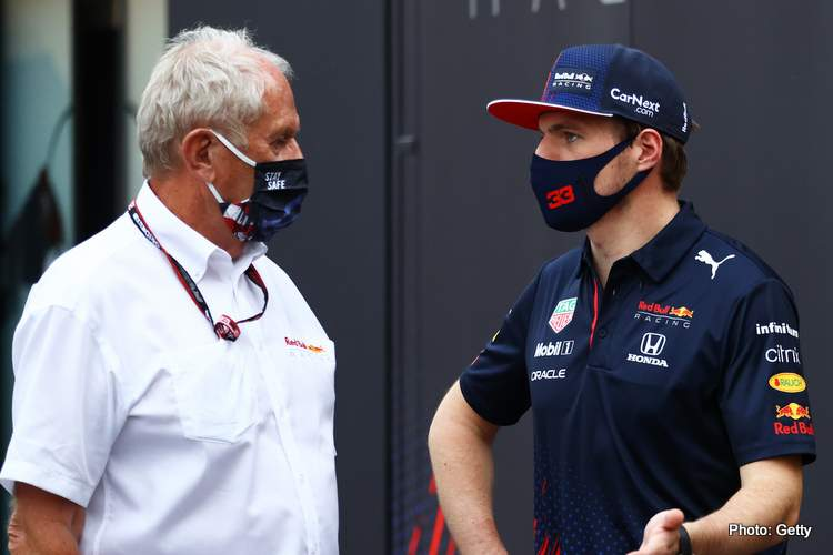Helmut Marko says Red Bull found an antidote for their car's pace deficit