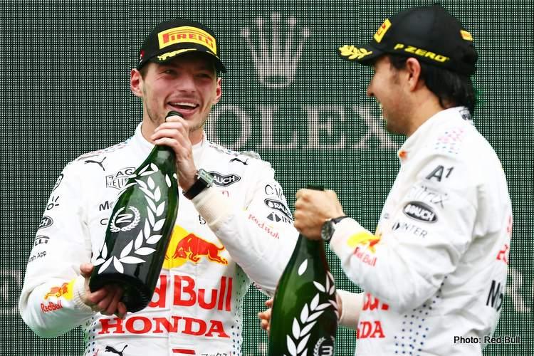 Sergio Perez says he had a tough race in Turkey