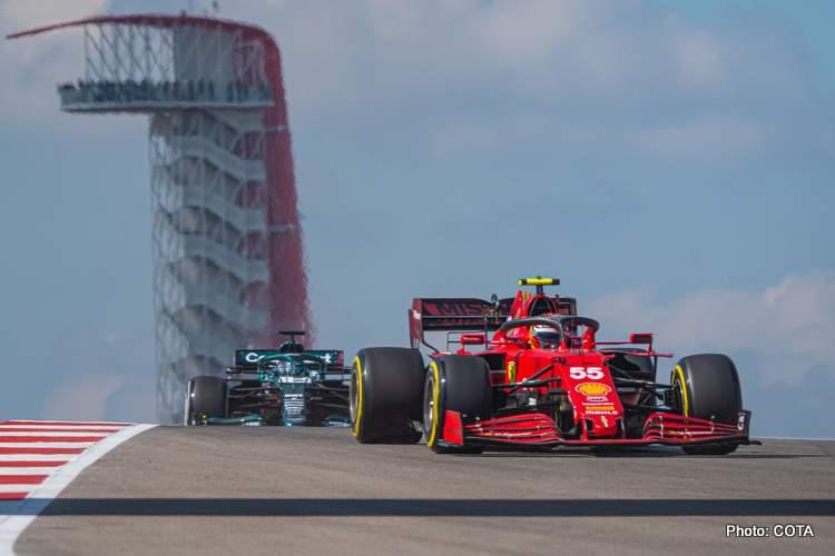 US GP F1