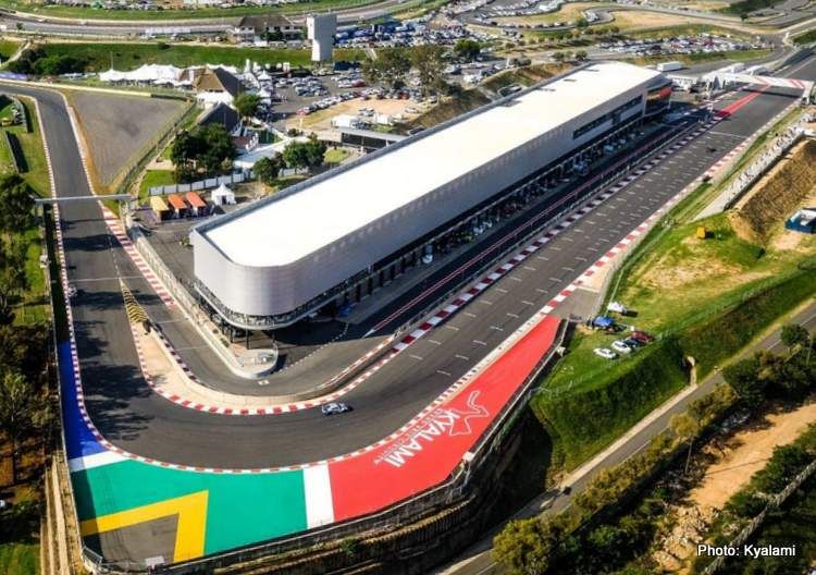 kyalami hamilton grand prix south africa