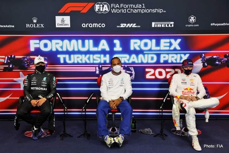 turkish grand prix press conference qualifying